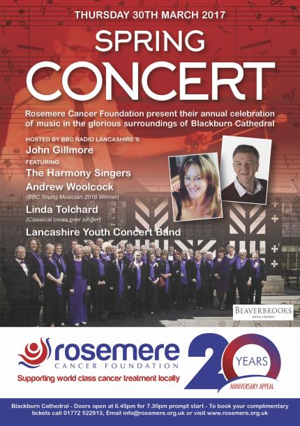 69358 Rosemere Spring Concert 1PP A5