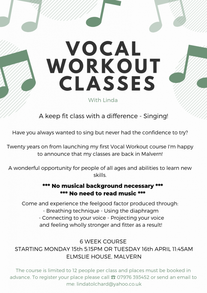 Vocal Workouts V3